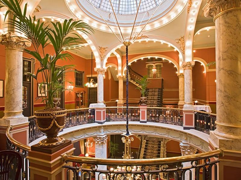 Hotel Des Indes Amsterdam