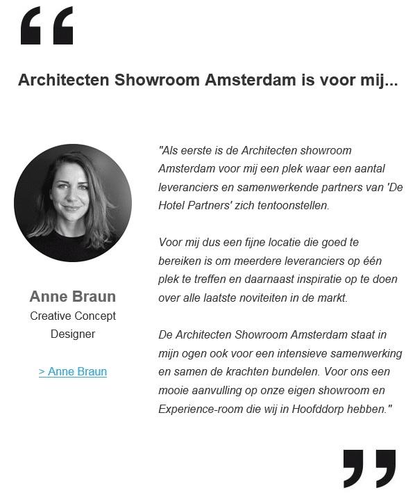 #dehotelpartners #testimonial #design #hospitality @architectenshowroomamsterdam