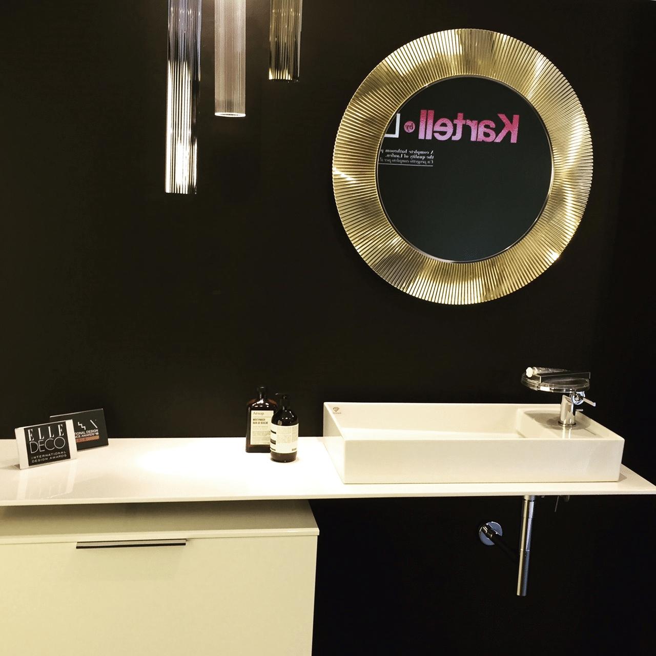 #dehotelpartners #inspiration #saphirkeramik #kartell #hoteldesign #hospitality #innovation #icons @laufenbathrooms