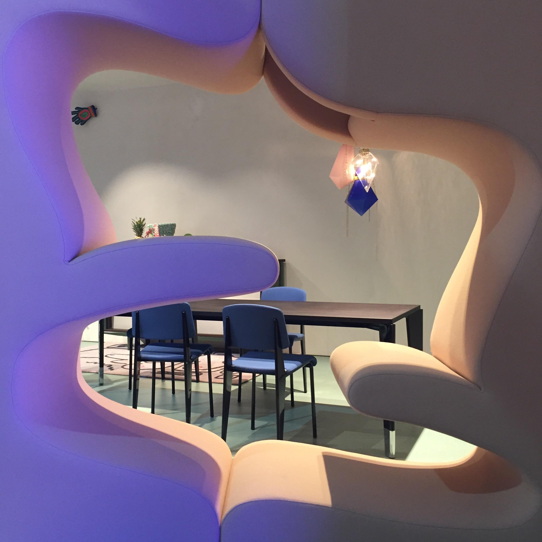 #designweek #salonedemobile #milano #vitra #alwaysapleasure #interiordesign