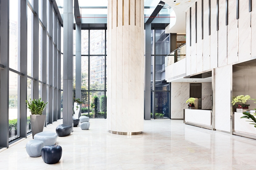 Hotel Lobby Trends