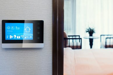 Technologie Hotelkamer