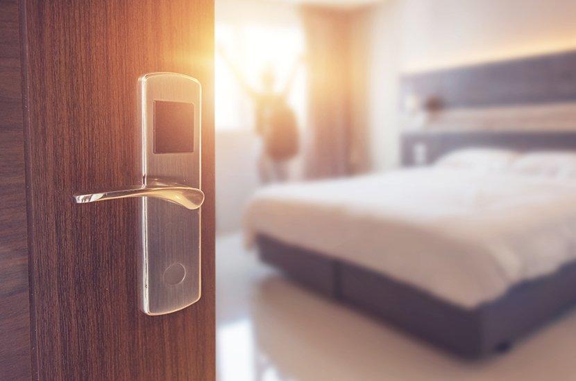 Hotelkamer Van De Toekomst