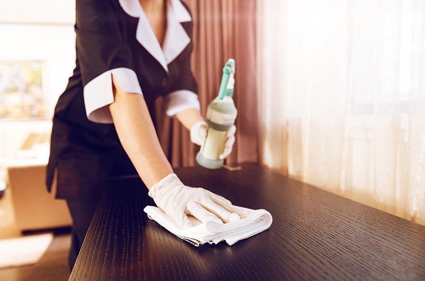 Hygiëne In Nederlandse Hotels